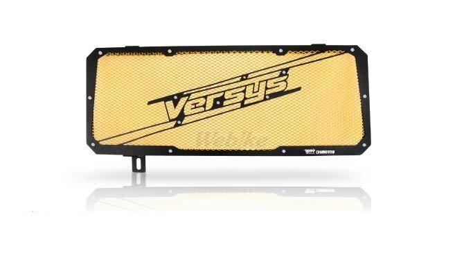 Dimotiv ディモーティヴ コアガード ラジエーターガードスペシャル(Radiator Guard - Special) カラー:Gold VERSYS 650 15-16
