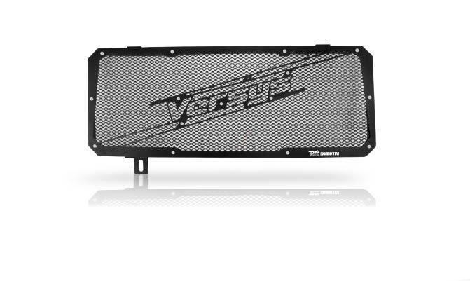 Dimotiv ディモーティヴ コアガード ラジエーターガードスペシャル(Radiator Guard - Special) MESH COLOR:BLACK VERSYS 650 15-18
