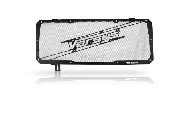 Dimotiv ディモーティヴ コアガード ラジエーターガードスペシャル(Radiator Guard - Special) カラー:Silver VERSYS 650 15-16