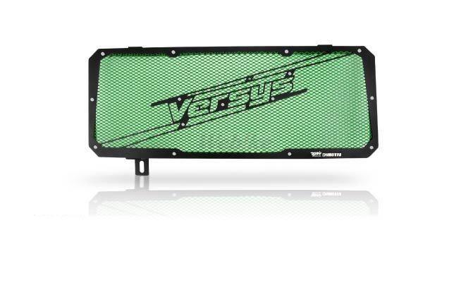 Dimotiv ディモーティヴ コアガード ラジエーターガードスペシャル(Radiator Guard - Special) カラー:Dark Green VERSYS 650 15-16