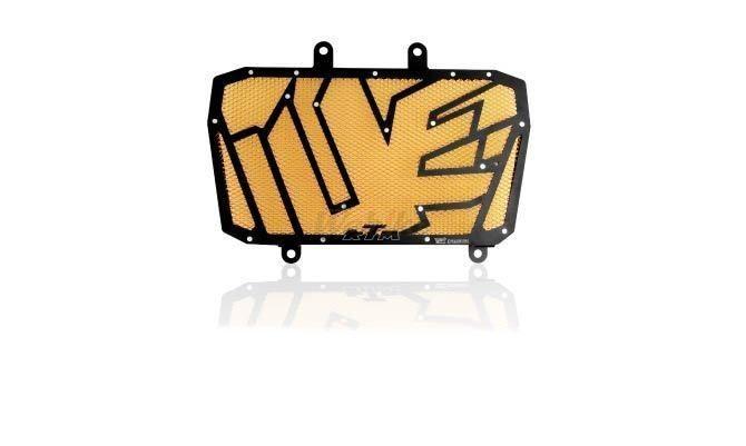Dimotiv ディモーティヴ コアガード ラジエーターガードスペシャル(Radiator Guard - Special) カラー:Gold DUKE 200 12-16