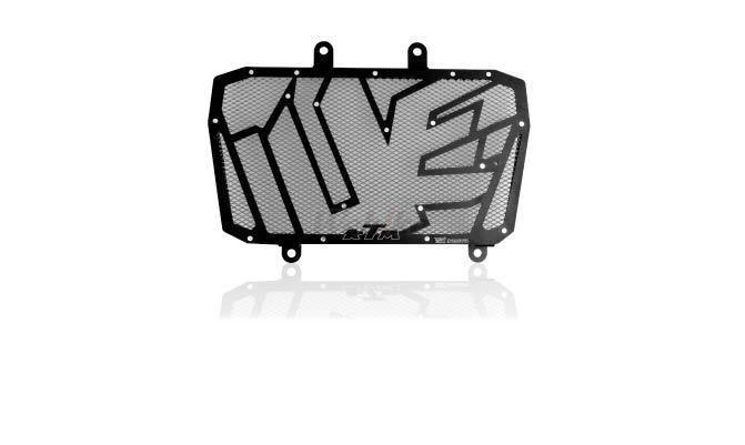 Dimotiv ディモーティヴ コアガード ラジエーターガードスペシャル(Radiator Guard - Special) カラー:Titanium DUKE 200 12-16