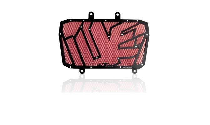 Dimotiv ディモーティヴ コアガード ラジエーターガードスペシャル(Radiator Guard - Special) カラー:Red DUKE 200 12-16