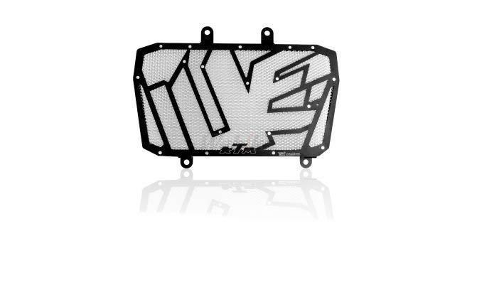 Dimotiv ディモーティヴ コアガード ラジエーターガードスペシャル(Radiator Guard - Special) カラー:Silver DUKE 200 12-16