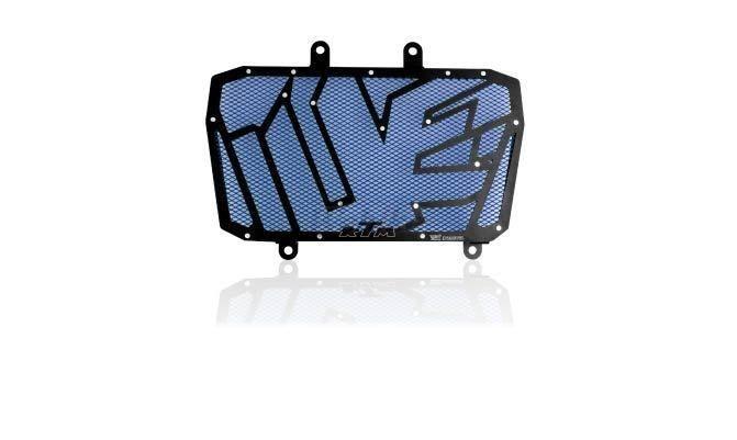 Dimotiv ディモーティヴ コアガード ラジエーターガードスペシャル(Radiator Guard - Special) カラー:Blue DUKE 200 12-16
