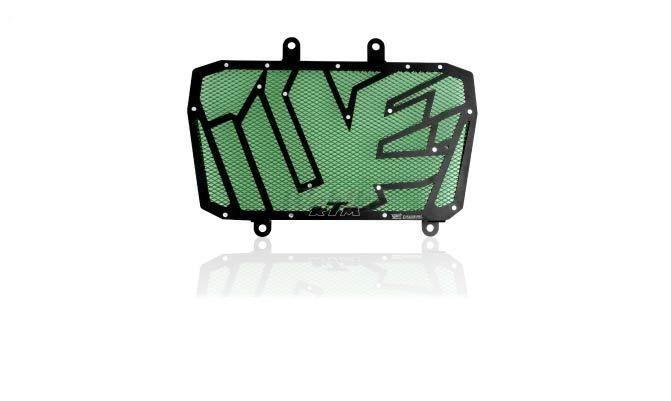 Dimotiv ディモーティヴ コアガード ラジエーターガードスペシャル(Radiator Guard - Special) カラー:Dark Green DUKE 200 12-16