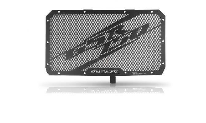 Dimotiv ディモーティヴ コアガード ラジエーターガードスペシャル(Radiator Guard - Special) カラー:Black GSR 750 11-16