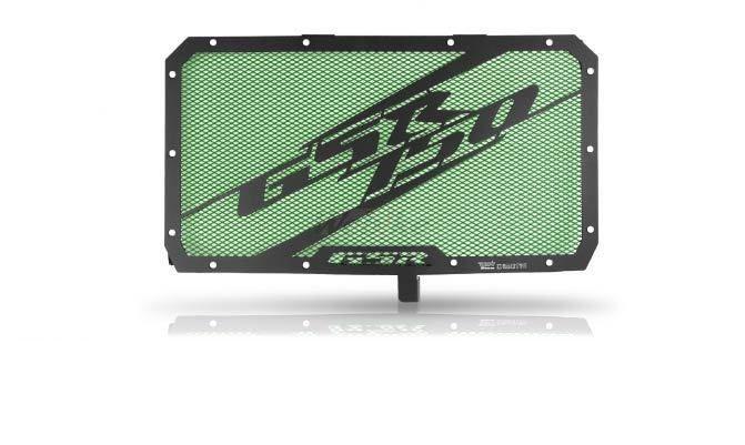 Dimotiv ディモーティヴ コアガード ラジエーターガードスペシャル(Radiator Guard - Special) カラー:Dark Green GSR 750 11-16