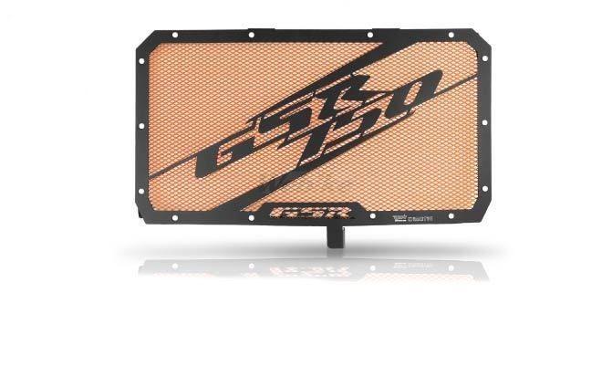 Dimotiv ディモーティヴ コアガード ラジエーターガードスペシャル(Radiator Guard - Special) カラー:Orange GSR 750 11-16