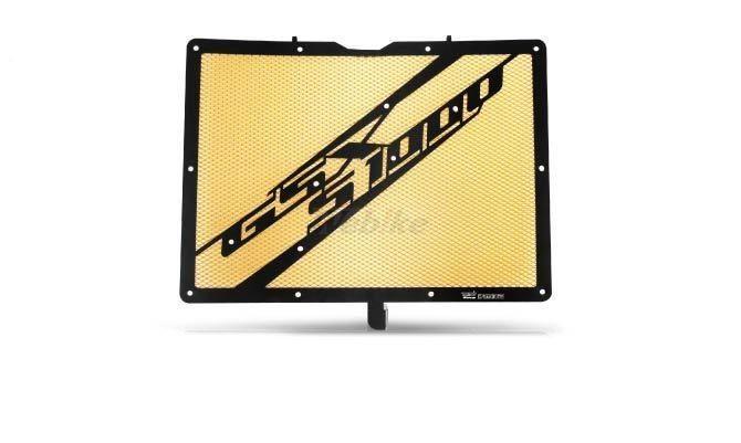Dimotiv ディモーティヴ コアガード ラジエーターガードスペシャル(Radiator Guard - Special) カラー:Gold GSX-S 1000 15-16、GSX-S1000F 15-16