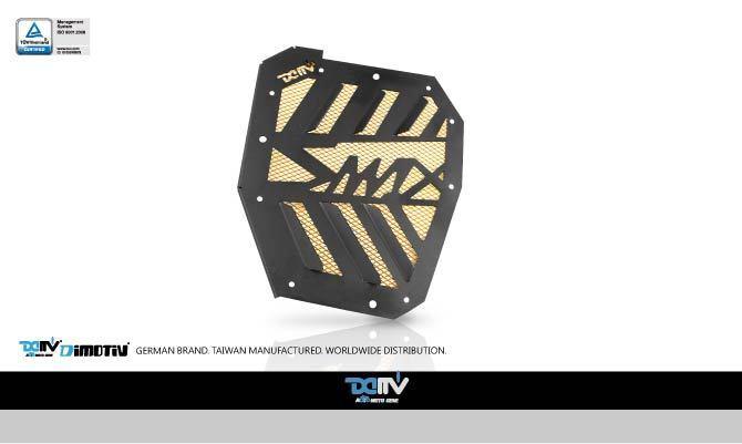 Dimotiv ディモーティヴ コアガード ラジエーターガードスペシャル(Radiator Guard - Special) カラー:Gold SMAX (MAJESTY S) 13-16、FORCE 155 16-17