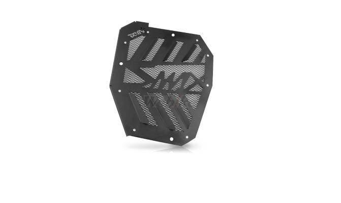 Dimotiv ディモーティヴ コアガード ラジエーターガードスペシャル(Radiator Guard - Special) カラー:Black SMAX (MAJESTY S) 13-16、FORCE 155 16-17