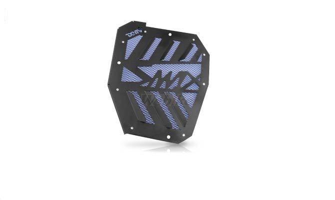 Dimotiv ディモーティヴ コアガード ラジエーターガードスペシャル(Radiator Guard - Special) カラー:Blue FORCE 155 16-17 SMAX マジェスティS