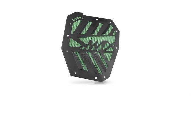 Dimotiv ディモーティヴ コアガード ラジエーターガードスペシャル(Radiator Guard - Special) カラー:Dark Green SMAX (MAJESTY S) 13-16、FORCE 155 16-17