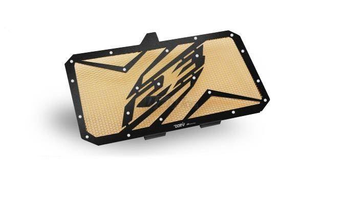 Dimotiv ディモーティヴ コアガード ラジエーターガードスペシャル(Radiator Guard - Special) カラー:Gold YZF-R3 15-16
