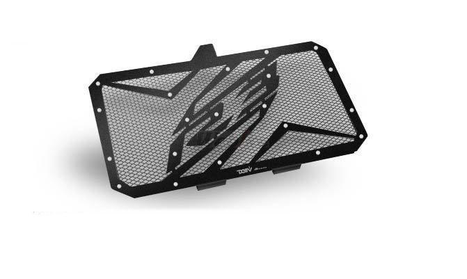 Dimotiv ディモーティヴ コアガード ラジエーターガードスペシャル(Radiator Guard - Special) カラー:Black YZF-R3 15-16