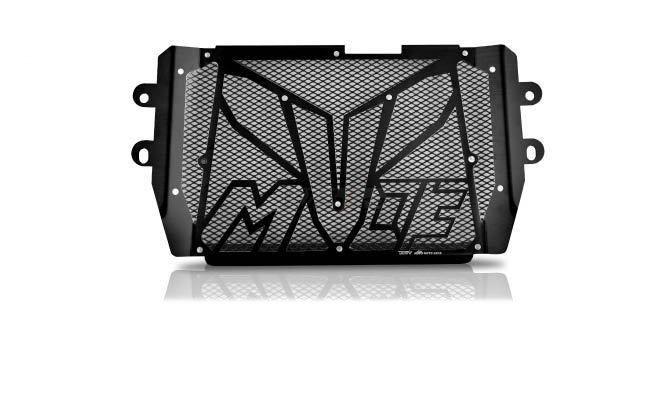 Dimotiv ディモーティヴ コアガード ラジエーターガードスペシャル(Radiator Guard - Special) カラー:Black MT-03 (2015-)