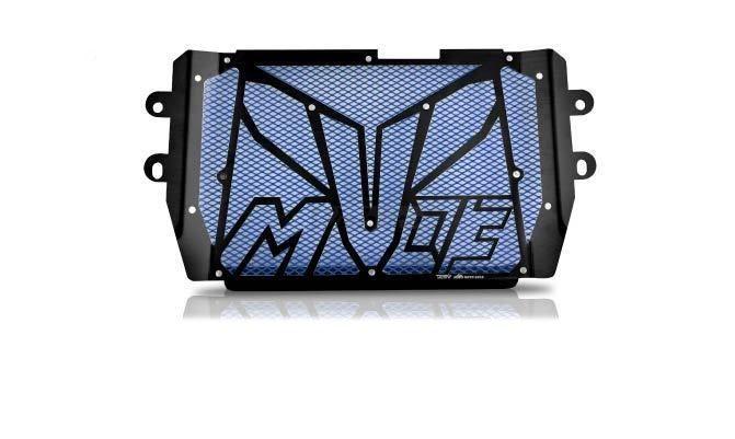Dimotiv ディモーティヴ コアガード ラジエーターガードスペシャル(Radiator Guard - Special) カラー:Blue MT-03 (2015-)