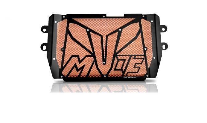 Dimotiv ディモーティヴ コアガード ラジエーターガードスペシャル(Radiator Guard - Special) カラー:Orange MT-03 (2015-)