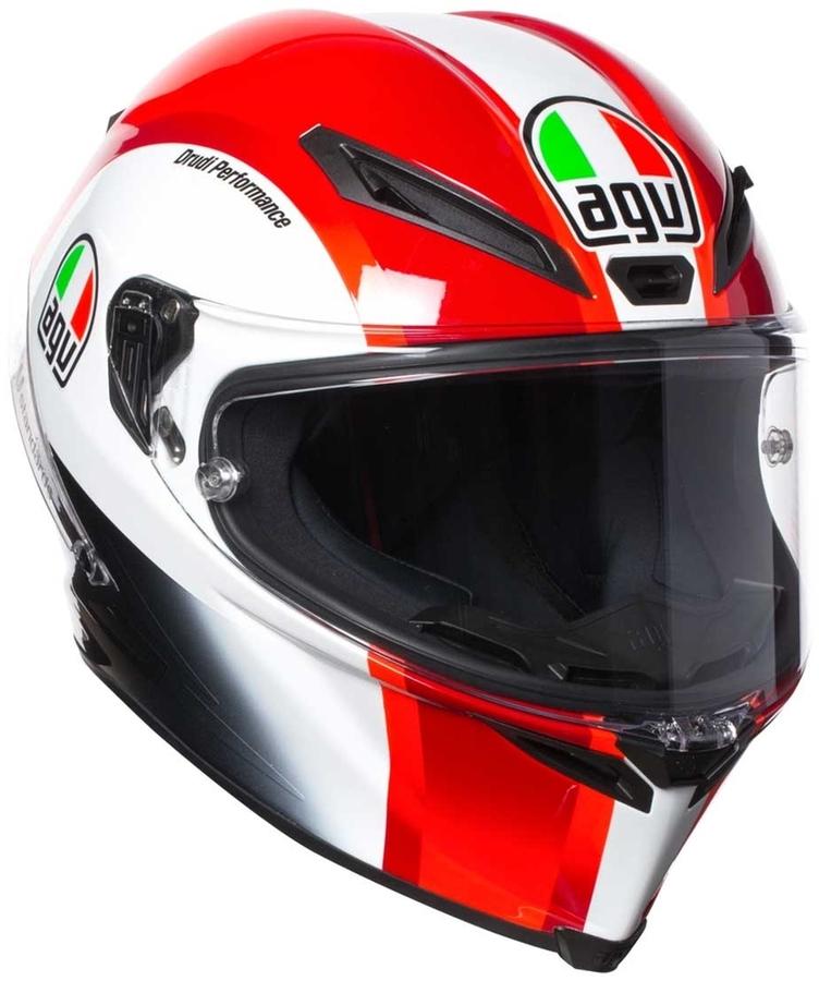 AGV エージーブイ フルフェイスヘルメット コルサ R ヘルメット(CORSA R SIC58) サイズ:XL(61-62cm)