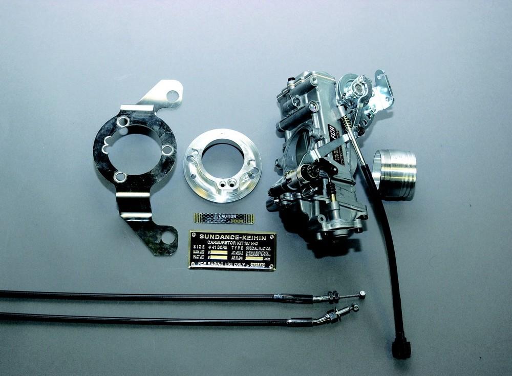 愛用 Sundance-Keihin FCR Φ41 Kit FCR Carburetor Kit サンダンス/ ケイヒンFCR ケイヒンFCR Φ 41mm キャブレター EVO-BT, ゴキちゃんグッバイ公式ショップ:57013856 --- clftranspo.dominiotemporario.com
