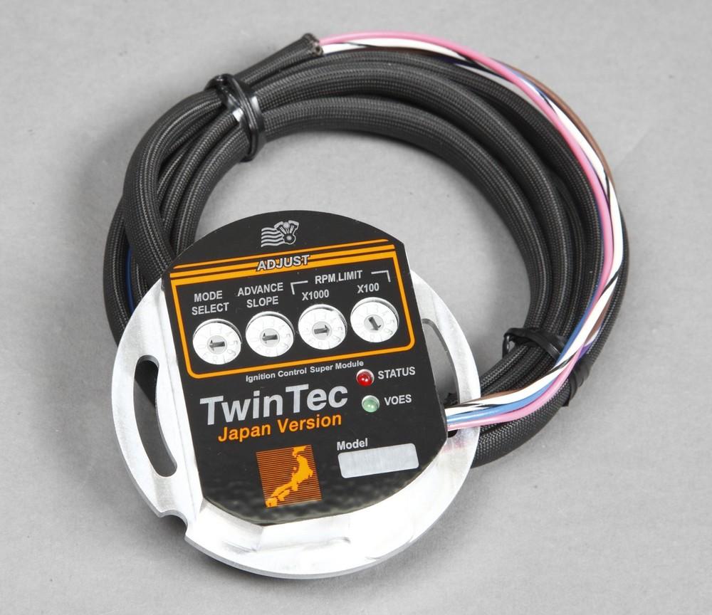 SUNDANCE サンダンス CDI・リミッターカット関連 Twin Tec Digital Ignition (for EVO & Shovelhead)ツインテックショベル/EVOIgモジュール EVO Sportster 883