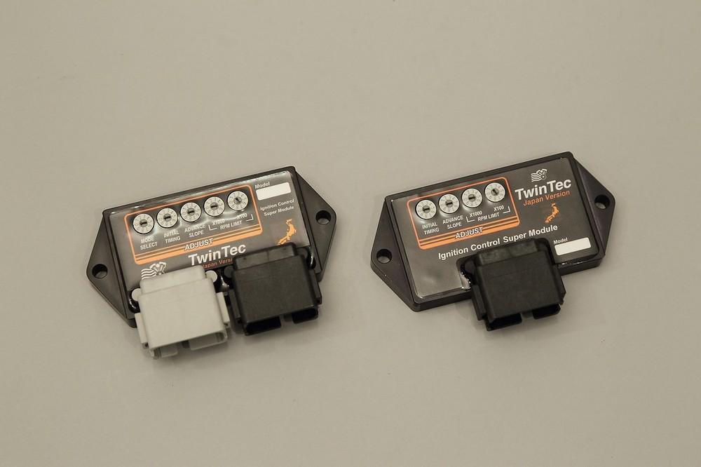 SUNDANCE サンダンス CDI・リミッターカット関連 Twin Tec Ignition Modules ツインテック イグニッションモジュール TC Softail 04-06