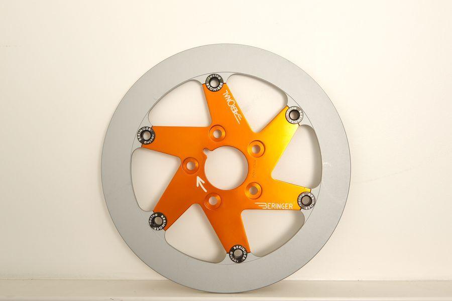 BERINGER ベルリンガー ディスクローター AERONAL DISC (エアロナルディスク) ステンレスローター カラー:オレンジ タイプ:右用 ZX-10R (16)