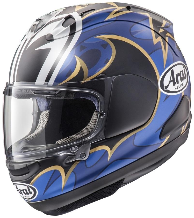 Arai アライ フルフェイスヘルメット RX-7X NAKASUGA 21 [アールエックス セブンエックス ナカスガ21] ヘルメット サイズ:XS(54cm)