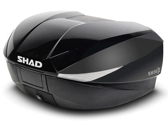 SHAD シャッド トップケース・テールボックス SH58X トップケース
