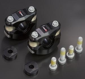 XTRIG エックストリッグ ハンドルポスト PHDS for OEM サイズ:28.6mm 701 SUPERMOTO/ENDURO (16以降)