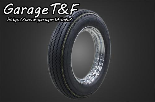 ガレージT&F オンロード・アメリカン/クラシック unilli(ユナリ) ビンテージタイヤ ドラッグスター400クラシック