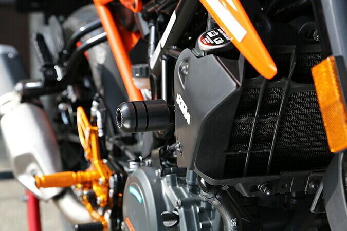 【イベント開催中!】 BABYFACE ベビーフェイス ガード・スライダー フレームスライダー 250DUKE 390DUKE