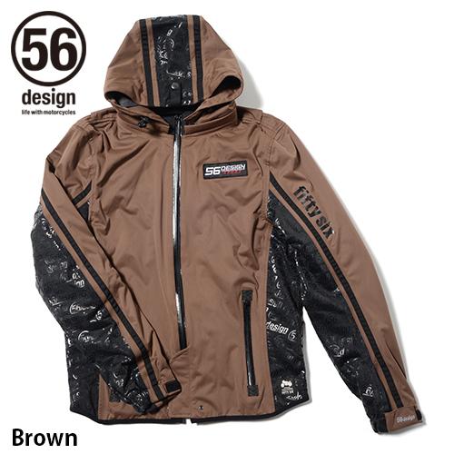56design 56デザイン All Wether Parka [オール ウェザー パーカー] BD レディース
