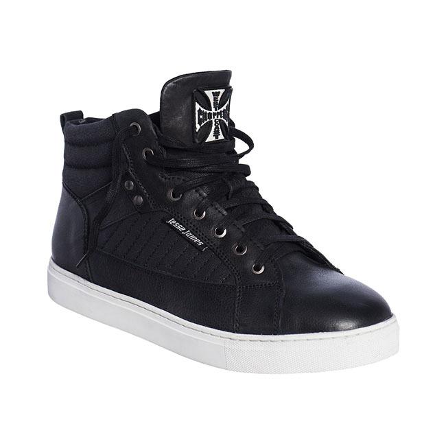 WEST COAST CHOPPERS ウエストコーストチョッパーズ Suppressor Leather sneaker MALE シューズ EU Size:44