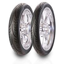 AVON エイボン オンロード・スクーター/ミニバイク AV83 StreetRunner【100/80-17(52S)】 タイヤ