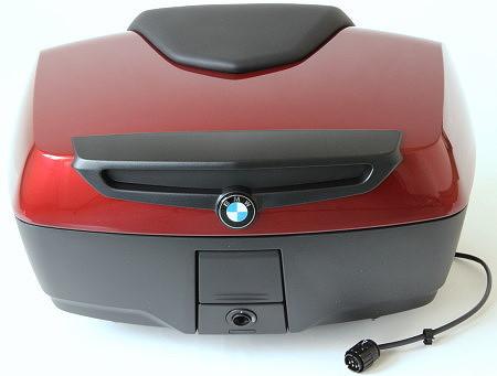 BMW ビーエムダブリュー トップケース・テールボックス トップケース カラー:Alpin-weiss 3 K48 (K 1600 GT/K 1600 GTL) (01/2010-09/2016)