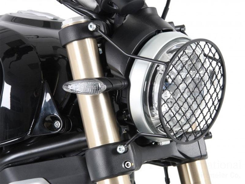 HEPCO&BECKER ヘプコ&ベッカー ガード・スライダー ヘッドライトグリル Scrambler 1100、Sport、Special (18-)