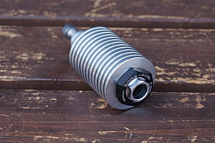 BORE ACE ボアエース カムチェンカバー用放熱フィン (拡張用) SR500 SR400