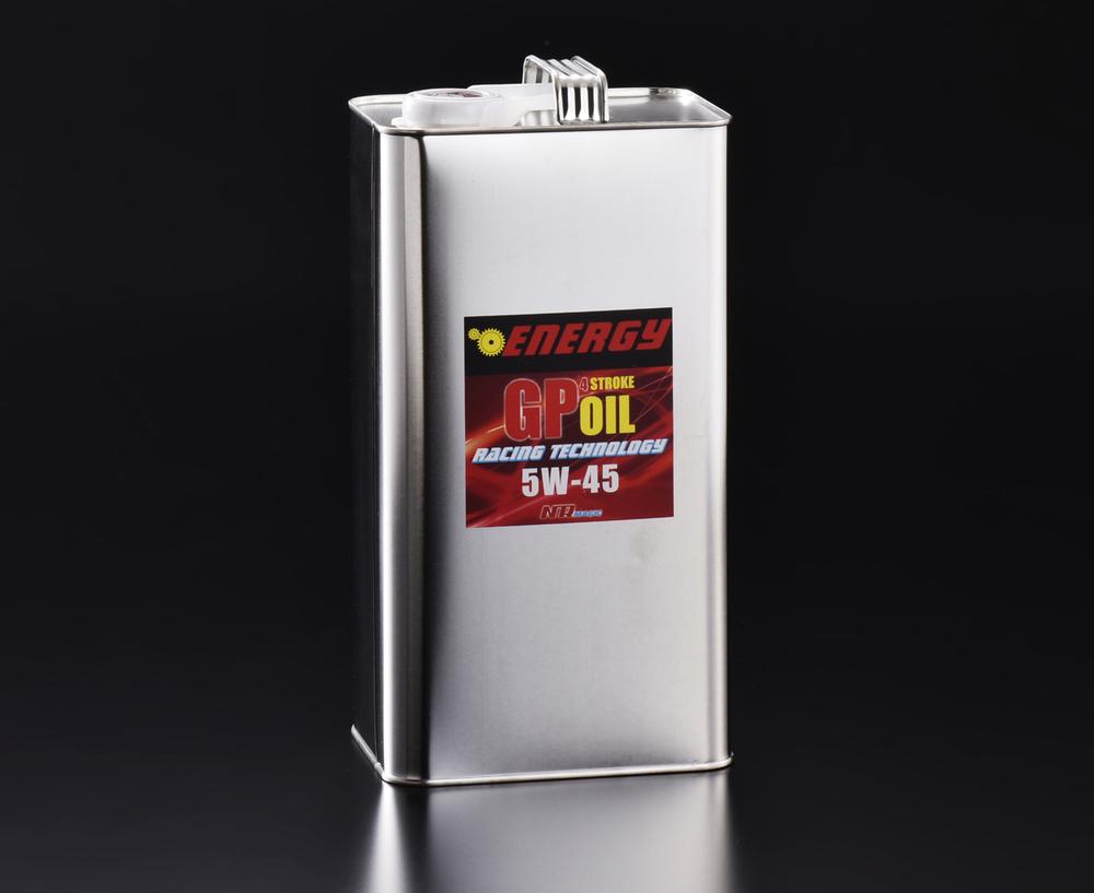 NRマジック エヌアールマジック 4サイクルオイル ENERGY GP レーシングエンジンオイル【5W-45】 容量:4L