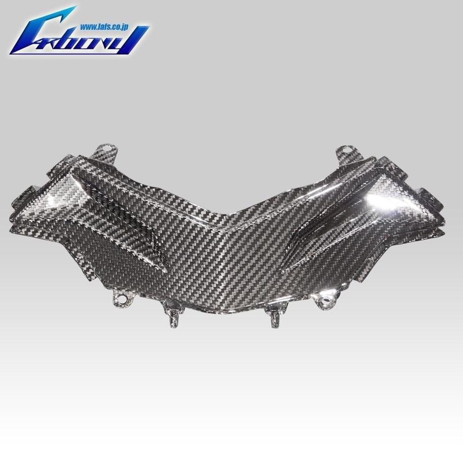 Carbony カーボニー シートカウル ドライカーボン シートセンターパネル 仕上げ:ツヤ有り 仕様:ブルーカーボン Z250 2013-2017