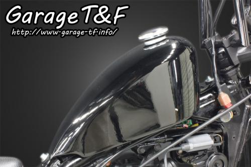 ガレージT&F ハイマウントスリムスポーツスタータンクキット 250TR