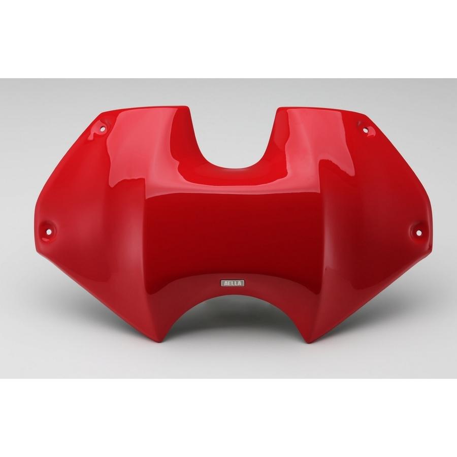 AELLA アエラ 各種電子機器マウント・オプション ETCカバー タイプ:FRP+レッド塗装仕上げ PANIGALE V4