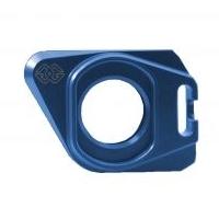 GILLES TOOLING ギルズツーリング スイングアーム AXB アクスルブロック カラー:ブルー YZF-R6 17