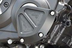 AGRAS アグラス ガード・スライダー レーシングスライダーSET ジュラコンカラー:ブラック(ロゴ有) CB1000R (2018-)