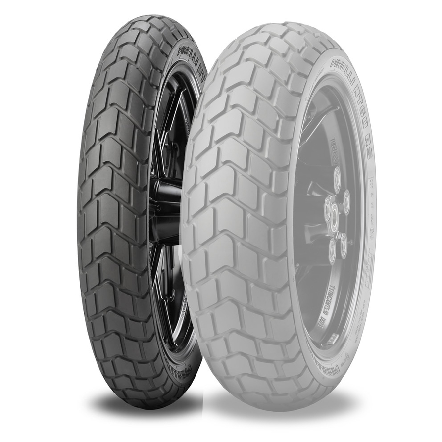 PIRELLI ピレリ MT60 RS【120/70 ZR18 M/C (59W) TL】 タイヤ