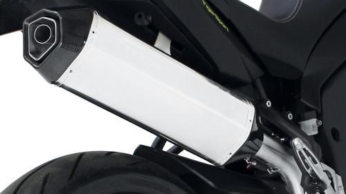 REMUS レムス HEXACONE スリップオンマフラー Tiger Sport 1050