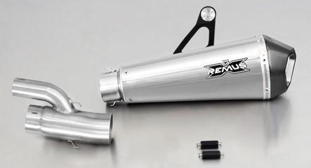 REMUS レムス HYPERCONE スリップオンマフラー サイレンサー素材:ステンレス S 1000 RR 17- 2R10,146 kW,(Euro 4)