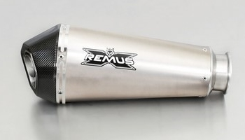 REMUS レムス HYPERCONE スリップオンマフラー サイレンサー素材:チタン 1290 Super Duke R 17- KTM Superduke,130 kW,(Euro 4)
