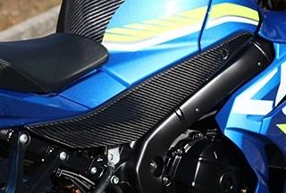 Magical Racing マジカルレーシング タンクサイドカバー GSX-R1000